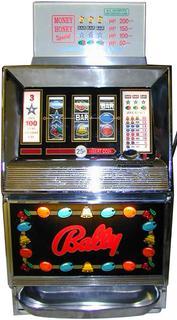 Slot machine Money honey della Bally Manufacturing