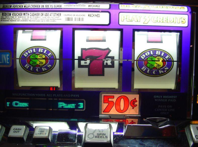 Bonus per giocare alle slot machine