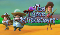 The Three musketeers slot machine