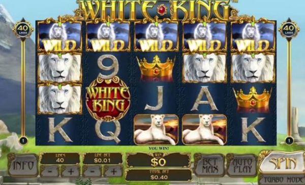 White.King.Slot