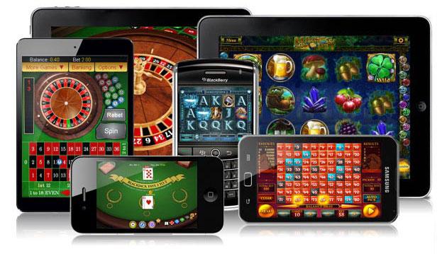 casino mobile smartphone tablet