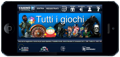 casino yes app per mobile