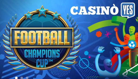 Casino Yes football championship