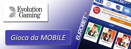 eurobet casino mobile