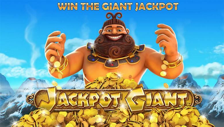 Nuova slot Jackpot Giant by Casinò Planet