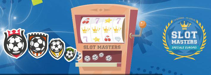 Promo Slot Masters Eurobet