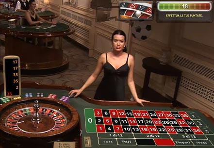 eurobet live roulette