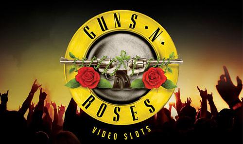 Guns n'Rose slot machine