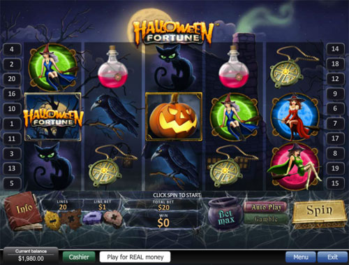 Recensione slot Halloween Fortune