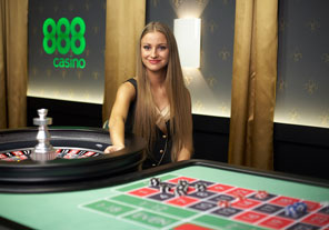 roulette streaming 888