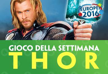 Thor gioco della settimana su Paddypower