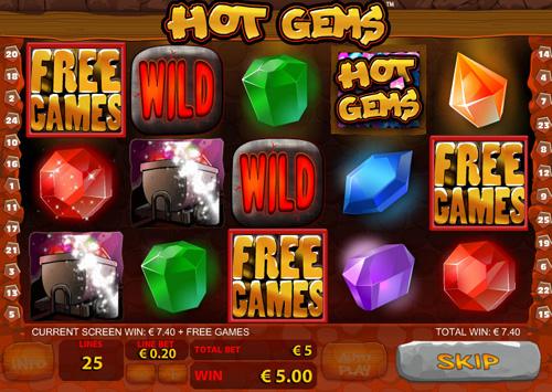 Recensione slot machine Hot Gems