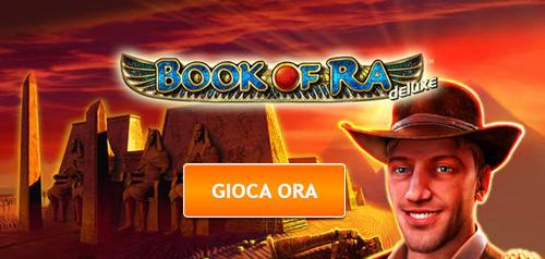 Recensione slot Book of Ra