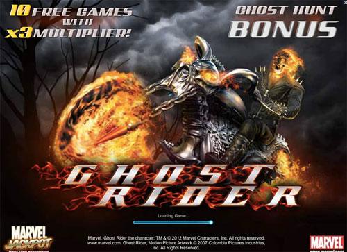 Recensione Ghost Rider slot machine