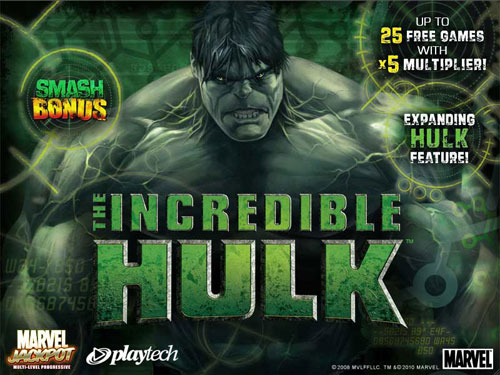 Slot incredibile Hulk recensione