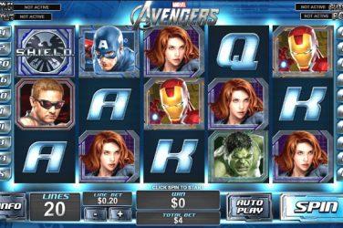 Slot The avengers