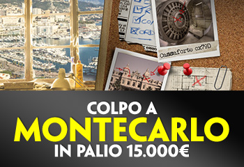 Colpo a Montecarlo paddypower