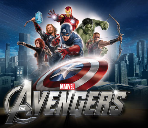 Recensione slot machine the avengers