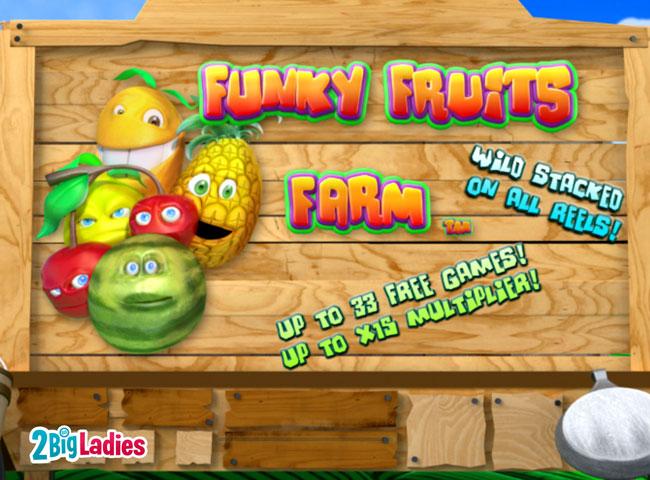 Recensione Funky Fruits Farm slot machine