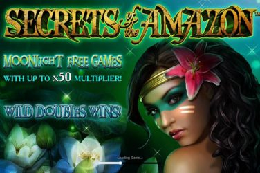 Slot Secrets of the amazon