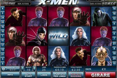 Slot X-men Marvel