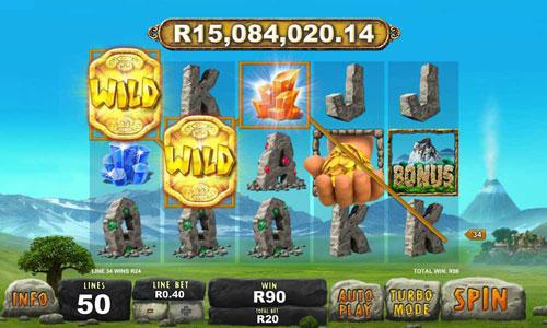Giant slot jackpots