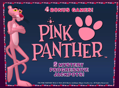 recensione pink panther slot