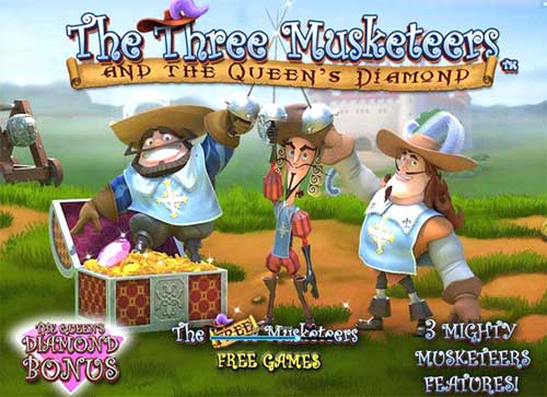 recensione slot the three musketeers