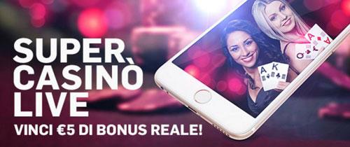 Betfair promo super casino live
