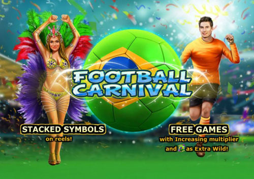Football carnival slot machine recensione