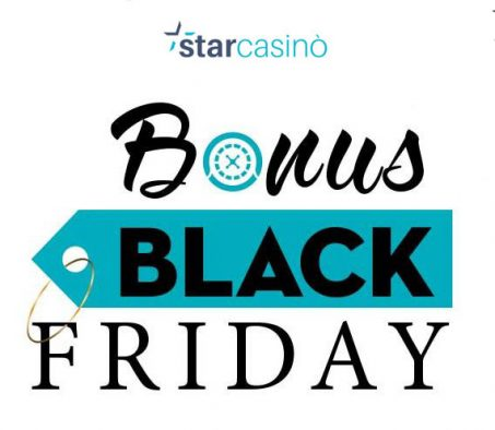 Starcasino bonus black friday