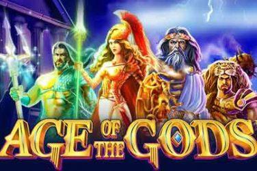 Slot Machine Gratis - Age of the gods