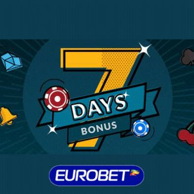 Eurobet promozione 7 days