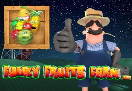 funky fruits farm slot gratis
