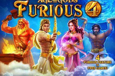 Slot Furious Four, della serie Age of Gods