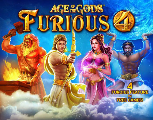 slot machine age of gods furious four