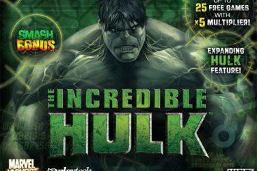 Slot The incredible hulk