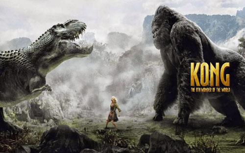 King Kong demo slot gratis