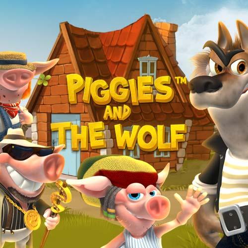 Piggies and the wolf slot machine gratis
