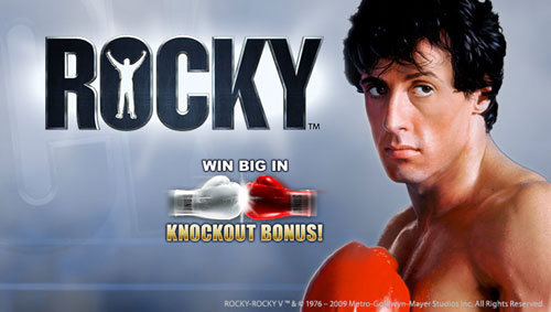 Rocky slot machine gratis playtech