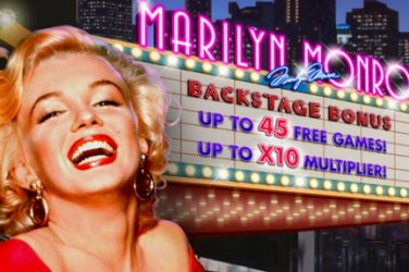 Slot Marilyn Monroe
