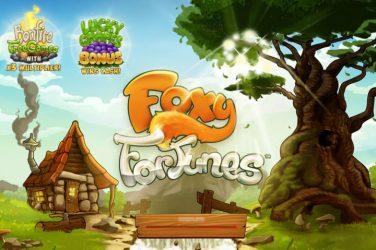 Slot Foxy fortunes