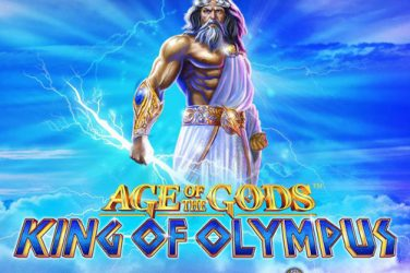 Slot King of Olympus, della serie Age of gods