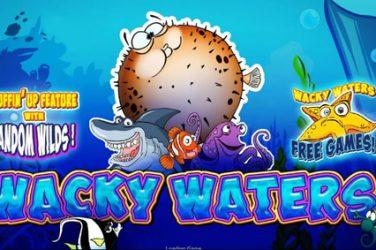 Slot Wacky waters