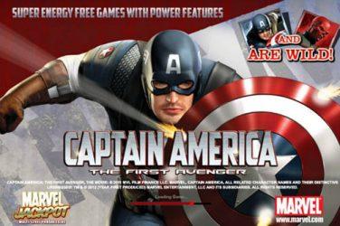Slot Captain America