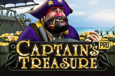 Slot Captain's treasure