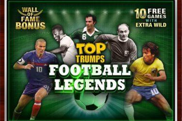 Slot Top Trumps Football Legends
