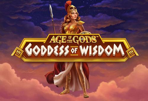 slot machine age of the gods goddess of wisdom gratis