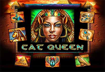 slot machine cat queen gratis