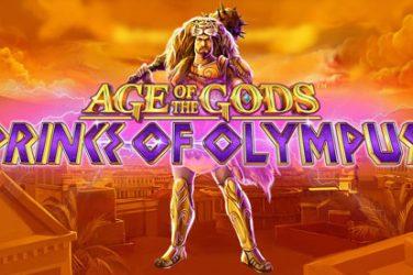 Prince of Olympus slot, della serie Age of Gods